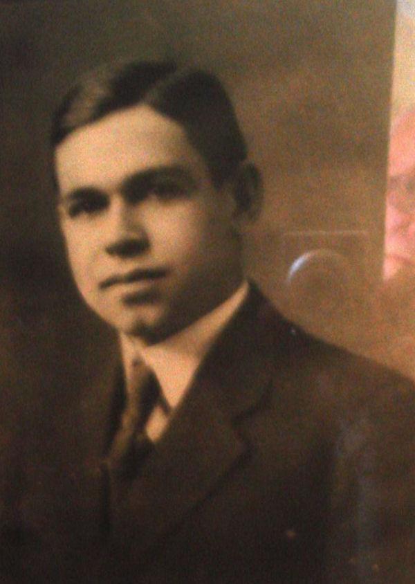 Photo of Douglas Gordon Mitchell