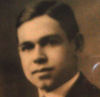 Photo of Douglas Gordon Mitchell – In memory of the Harbord Collegiate Institute students who served during World War I and World War II and did not return home.  Submitted for the project Operation: Picture Me