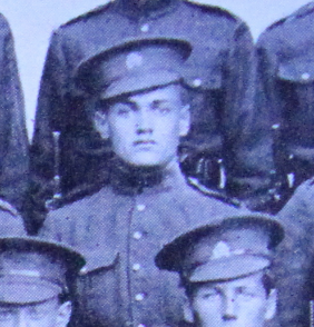 Photo of JOHN ANDREW SOLOMON – Enrolled with the 37th Battalion CEF. Submitted for the project, Operation: Picture Me