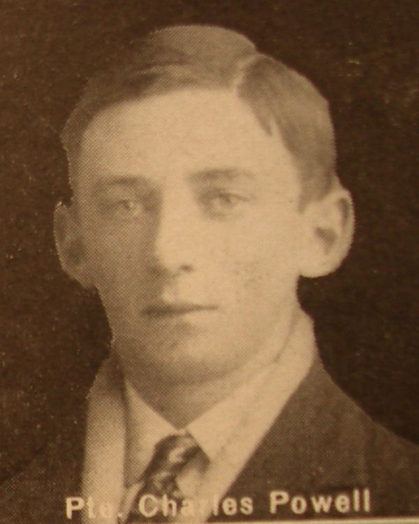 Photo of Charles Ernest Powell