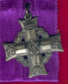 Memorial Cross (front) – Submitted for the project, Operation: Picture Me.