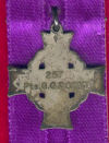 Memorial Cross (back) – Submitted for the project, Operation: Picture Me.