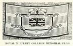 Memorial – Memorial Flag, Royal Military College, Kingston, Ontario