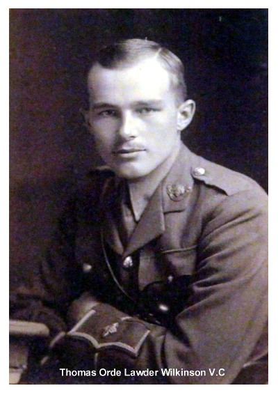 Photo of Thomas Orde Lawder Wilkinson VC – .