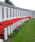Cemetery – Tyne Cot Memorial (CWGC)