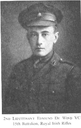 Photo of Edmund De Wind