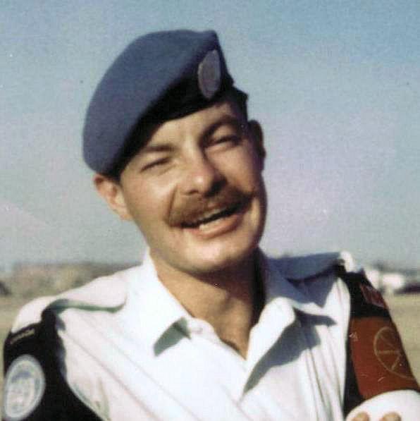 Photo of Michael William Simpson