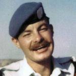 Photo of Michael William Simpson – Cpl. Michael William Simpson - Camp Shams, Ismailia, Egypt - May, 1974