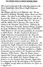 Biography – Courtesy of Jack Stringer.