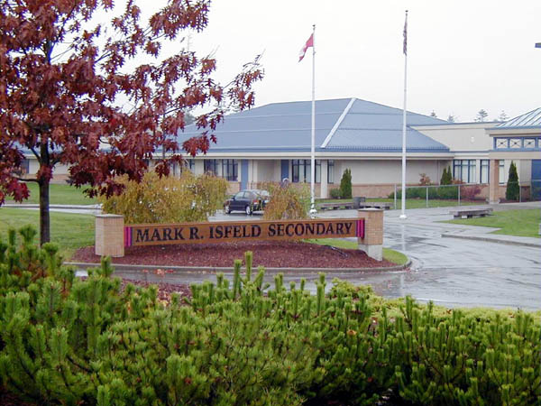 Mark R Isfeld Secondary School