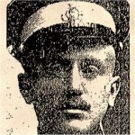 Newspaper Clipping – Photograph accompanying a Toronto Star article dated September 3rd, 1918.