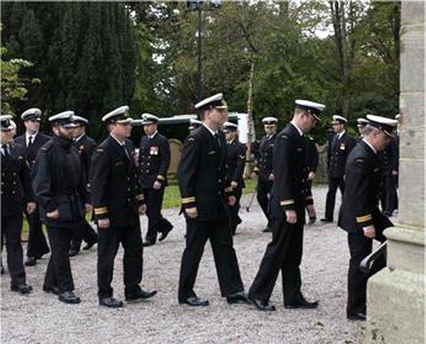 Memorial service - photo 2