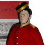 Memorial Doll – Memorial Doll, Canada's Military Colleges  19755 Lt(N) Chris Saunders, who graduated from College Militaire Royal Saint Jean 1995) died on October 6, 2004 during a submarine fire while serving on HMCS Chicoutimi at 32 years of age. He was awarded Sacrifice Medal (posthumous), Canadian Forces Decoration