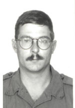 La caporal Jason Scott Pearce