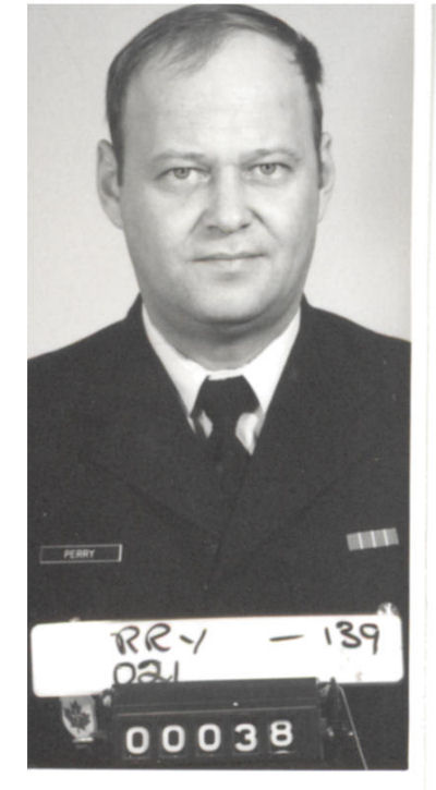 Warrant Officer Donald Wade Perry, CD
