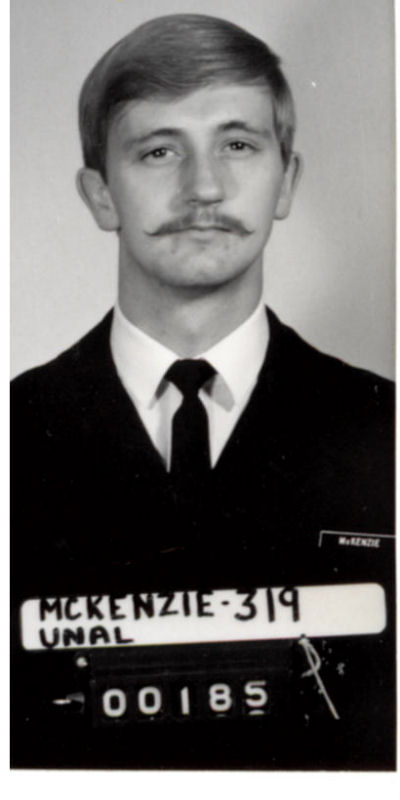 Captain Terrance Allan McKenzie
