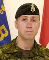 Photo of Timothy James Wilson – Canadian Forces photograph of Master Corporal Timothy James Wilson.