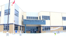 Captain Nichola Goddard school – Captain Nichola Goddard school, Panatella Blvd, Calgary, Alberta T3K OP3. The middle school, named in honour of Captain Nichola Goddard, was opened in 2012.