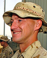 Photo of Raymond Friedrich Arndt – Master Corporal Raymond Arndt, a reservist serving with Task Force Afghanistan was killed when his G Wagon (Gelaendenwagen) light utility vehicle was involved in an accident with a civilian truck about 35 kilometres southeast of Kandahar City.