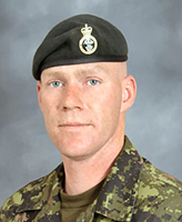 Photo of Keith Morley – Cpl Keith Morley was killed on Sept 18, 2006 in a suicide bomber attack on his patrol in Afghanistan. Cpl Morley was a member of 2 PPCLI.