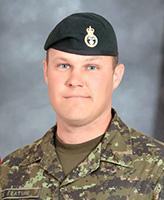 Photo de Shane Keating – Le Caporal Shane Keating, membre du 2e PPCLI, a été tué le 18 septembre 2006 dans un attentat-suicide au cours de sa patrouille en Afghanistan.