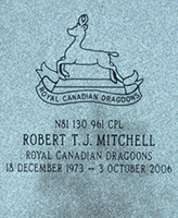 Grave Marker – National Military Cemetery (Beechwood)