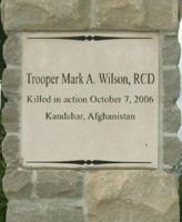 Trooper Mark Wilson Park – Trooper Mark Wilson Park   London, ON Photo courtesy of Thomas