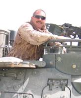 "Photo of Albert Storm – Albert ""Stormy"" Storm in Kandahar"