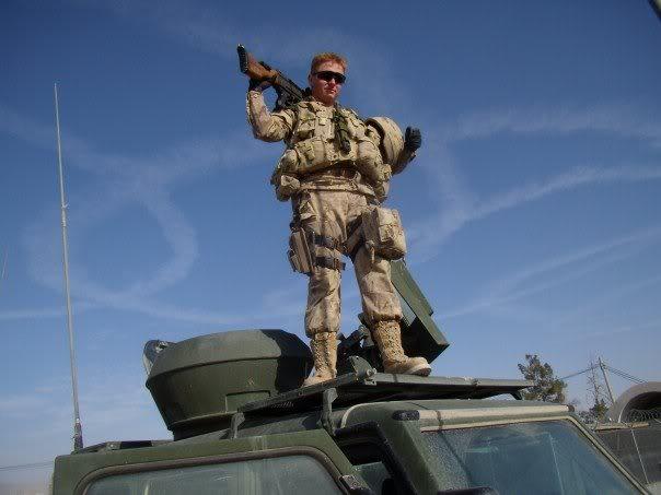 Photo of RONALD KEVIN MEGENEY – KEVIN MEGENEY TF-107 Afghanistan