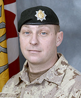 Photo of Brent D. Poland – Corporal Brent D. Poland, of the 2nd Battalion, the Royal Canadian Regiment was killed when his light armoured vehicle struck an improvised explosive device near the border between Helmand and Kandahar provinces. Photo: Canadian Forces Image Gallery