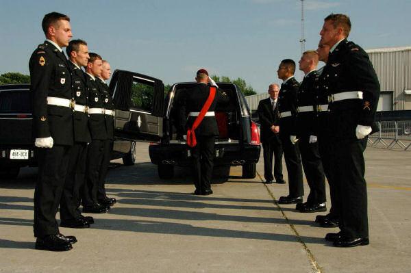Ramp Ceremony