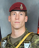 Photo of Matthew Dawe – Captain Matthew Johnathan Dawe, 3rd Battalion, Princess Patricia's Canadian Light Infantry was killed on 4 July, 2007 along with 5 other CF members and one Afghan interpreter, when the vehicle they were traveling in struck an improvised explosive device, approximately 20km south-west of Kandahar City. 3 PPCLI is based out of Edmonton, Alberta.  Photo: Canadian Forces Image Gallery