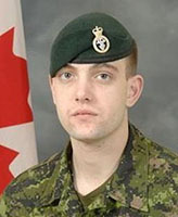 Photo of Andrew Grenon – Granted by National Defense