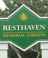 Resthaven Memorial Gardens – Scarborough, Ontario.