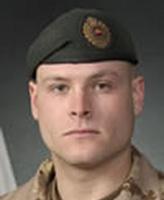 Photo of Matthieu Joseph Pierre Allard – National Defence photograph of Private Matthieu Joseph Pierre Gilbert Allard.