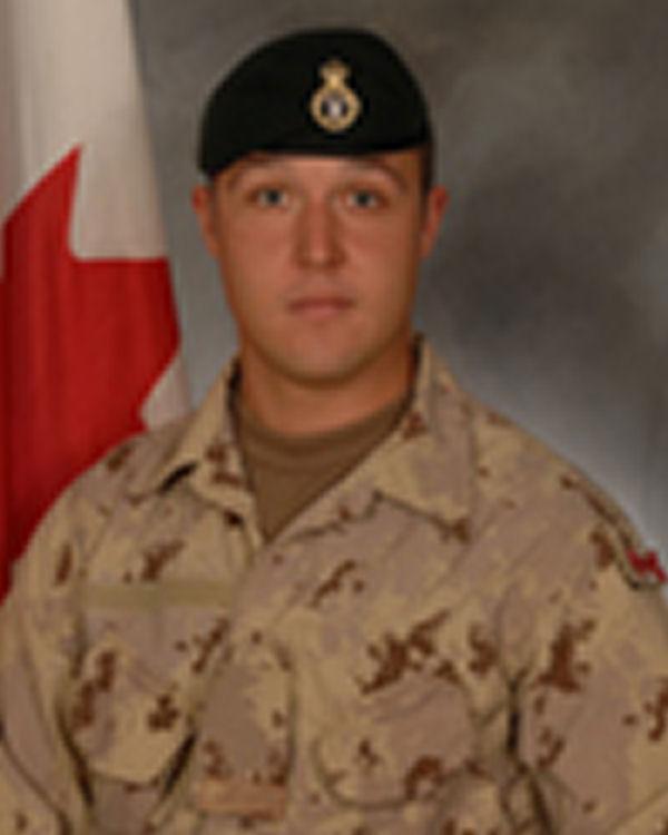 Private Tyler William Todd