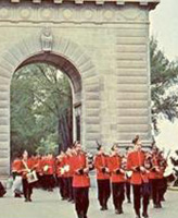 Memorial Arch – Memorial arch, Royal Military College, Kingston