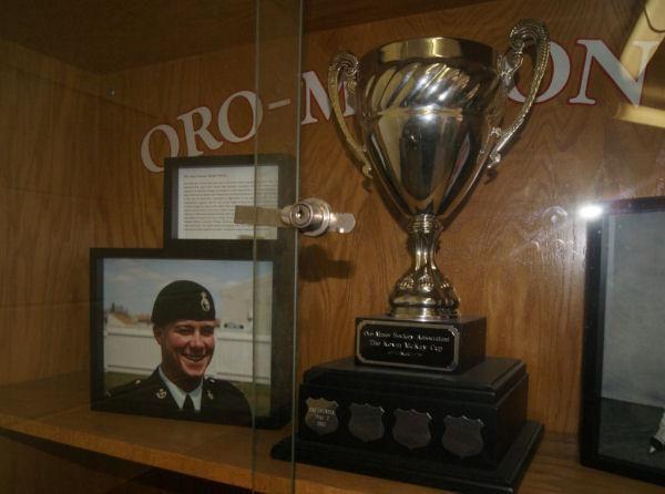 Kevin McKay Cup