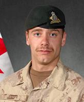 Photo of Yannick Scherrer – Corporal Yannick Scherrer