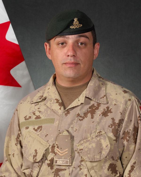 Corporal Karl Manning