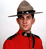 Constable Douglas James Larche – © Her Majesty the Queen in Right of Canada as represented by the Royal Canadian Mounted Police