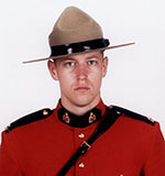 Constable Dave Joseph Ross – © Her Majesty the Queen in Right of Canada as represented by the Royal Canadian Mounted Police