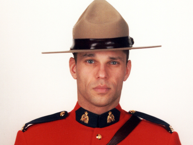 Constable Fabrice Georges Gevaudan – © Her Majesty the Queen in Right of Canada as represented by the Royal Canadian Mounted Police