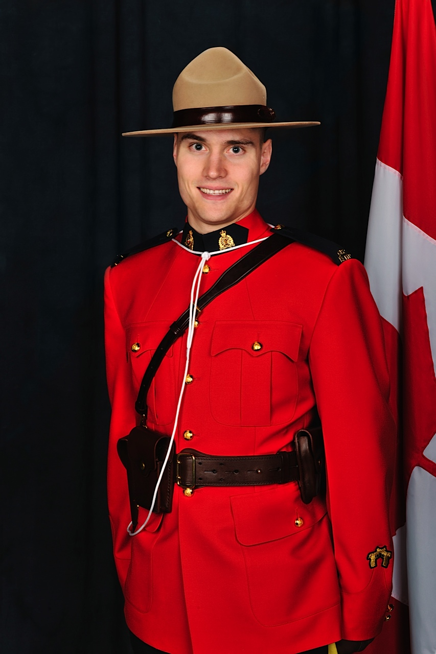 Constable Adrian Johann Oliver – © Her Majesty the Queen in Right of Canada as represented by the Royal Canadian Mounted Police