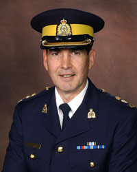 Chief Superintendent Douglas Edward Coates – © Her Majesty the Queen in Right of Canada as represented by the Royal Canadian Mounted Police