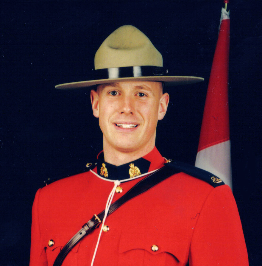 Constable Christopher John Worden – © Her Majesty the Queen in Right of Canada as represented by the Royal Canadian Mounted Police