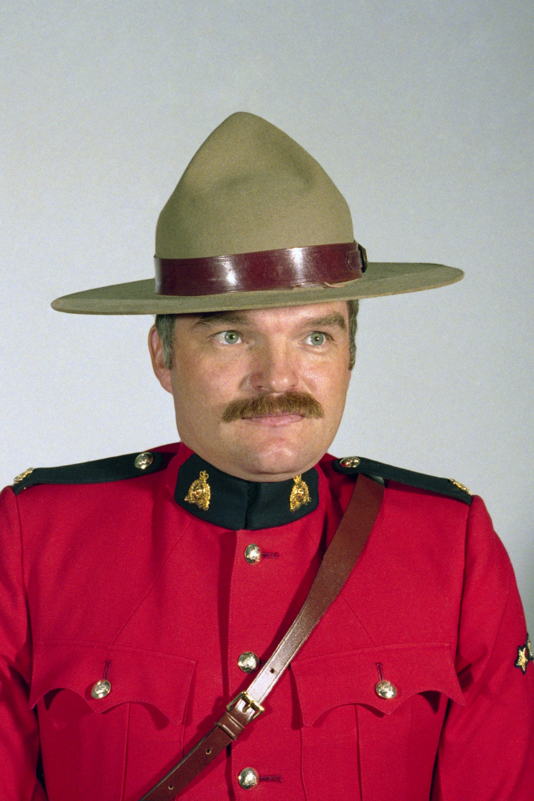 Sergeant Edwin Michael Mobley – © Her Majesty the Queen in Right of Canada as represented by the Royal Canadian Mounted Police