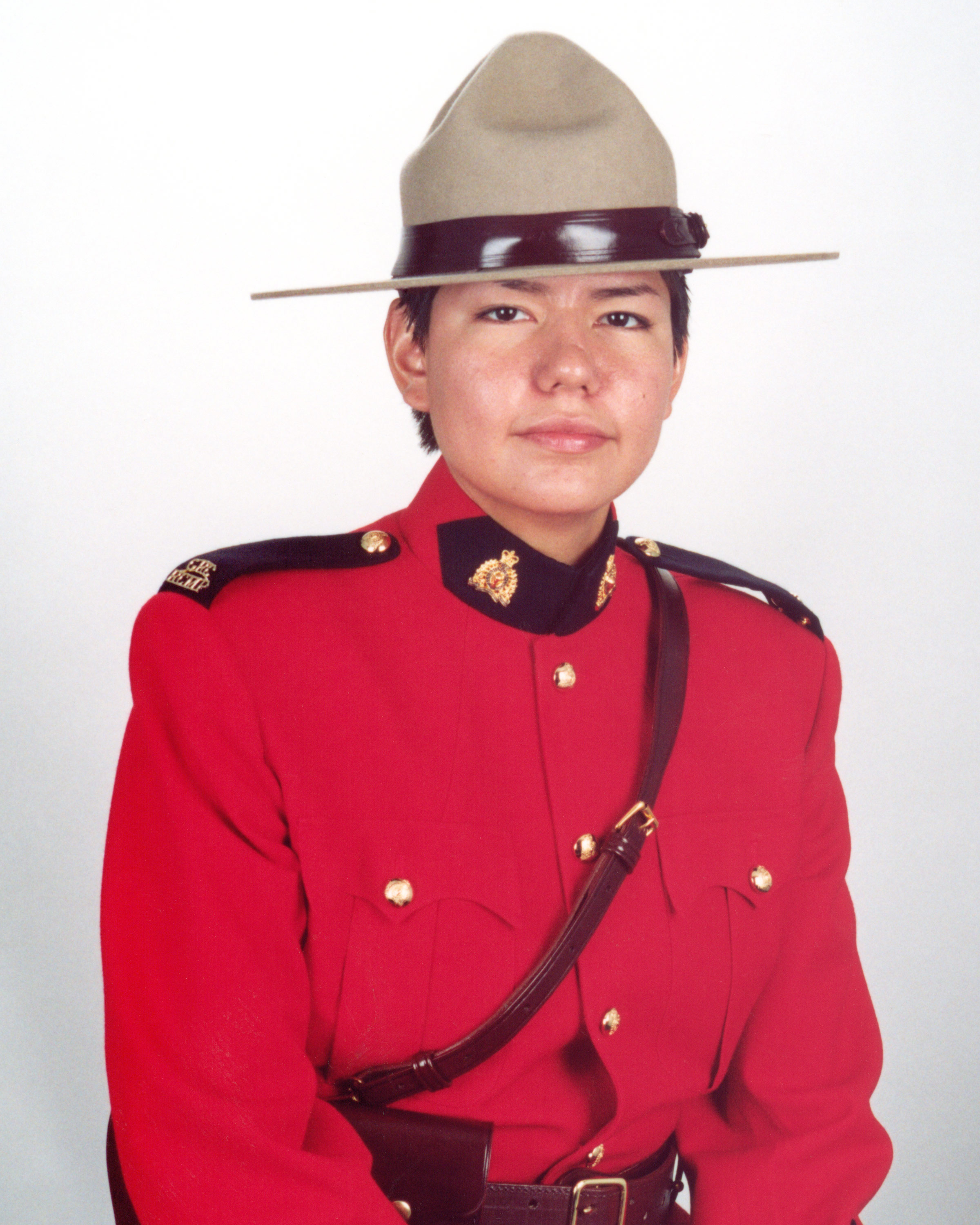 Constable Robin Lynelle Cameron – © Her Majesty the Queen in Right of Canada as represented by the Royal Canadian Mounted Police