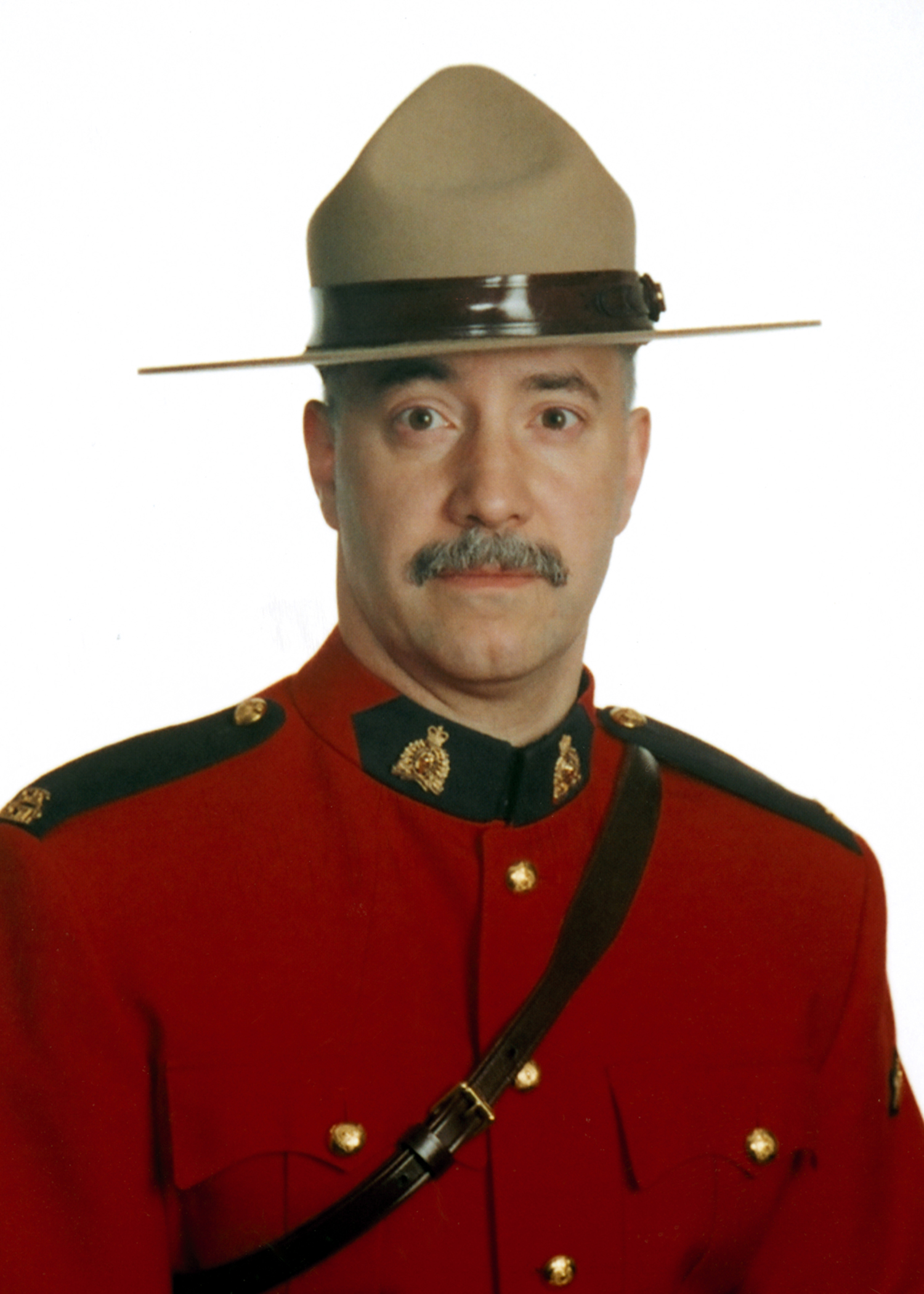 Constable José Manuel Agostinho – © Her Majesty the Queen in Right of Canada as represented by the Royal Canadian Mounted Police