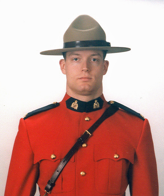 Constable Brock Warren Myrol – © Her Majesty the Queen in Right of Canada as represented by the Royal Canadian Mounted Police